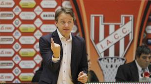 Facundo Müller es el nuevo entrenador de San Lorenzo