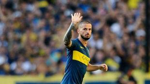 Darío Benedetto podría dejar Boca