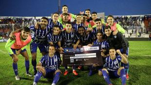 Godoy Cruz se lleva un premio de 1.180.000 pesos