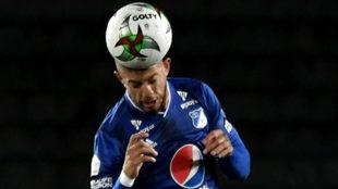 Matías de los Santos, futbolista uruguayo.