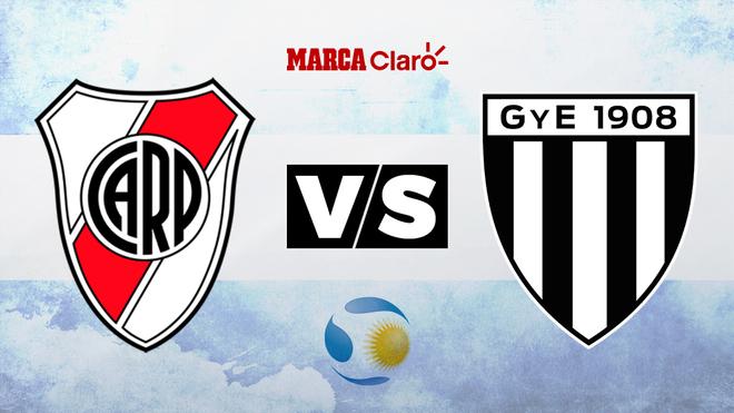 River Plate vs Gimnasia de Mendoza. Horario y dónde ver en TV online el partido de 16vos de final de Copa Argentina