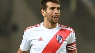 Leonardo Ponzio, futbolista de River.