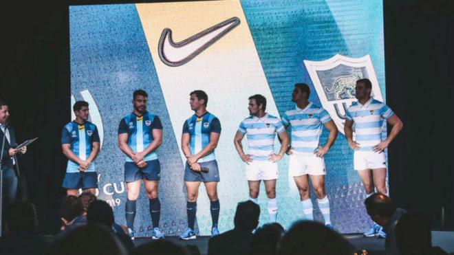 Calendario Mundial Rugby Japon 2019.Los Pumas Presentan Su Nueva Camiseta Para El Rugby