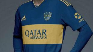 Adidas será el sponsor técnico de Boca
