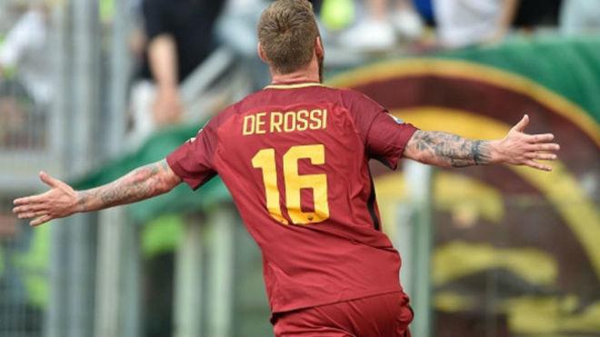 Daniele De Rossi.