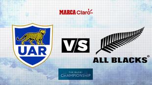 Los Pumas vs All Blacks, horario y dónde ver por TV