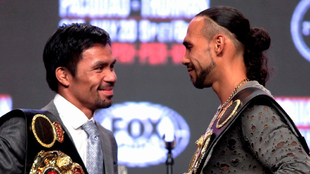 Manny Pacquiao vs Keith Thurman: Horario y dónde ver por TV