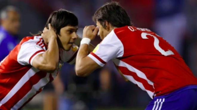 Ángel y Óscar Romero jugarán en San Lorenzo.