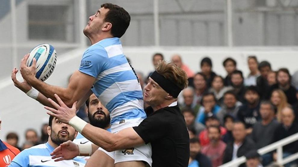 Calendario Pumas Rugby 2019.Los Pumas Vs All Blacks Resumen Tries Conversiones Y