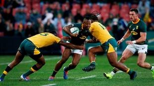 Sudáfrica arrancó con el pie derecho en el Rugby Championship 2019