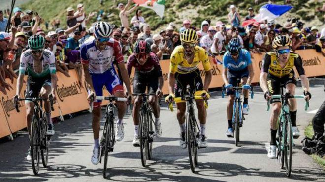 El Tour más abierto: ¡cinco favoritos al triunfo separados por 39...