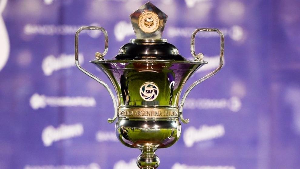 El trofeo de la Superliga, el que todos quieren levantar