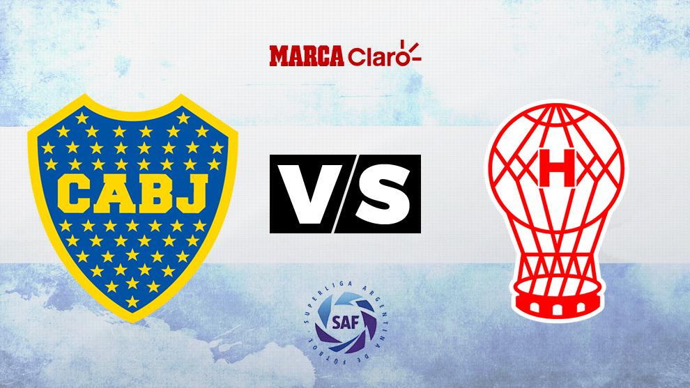 Boca vs Huracán, en directo, minuto a minuto