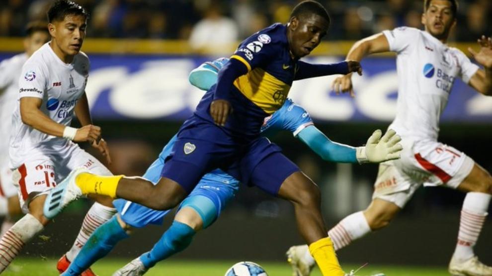 Boca y Huracán igualaron sin goles