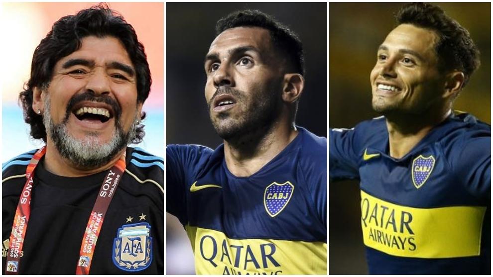 De Rossi habló sobre Maradona, Tevez y Zárate