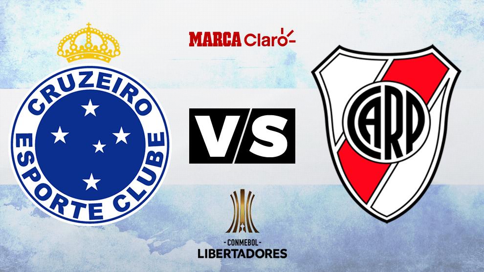 Cruzeiro vs River, horario y dónde ver por TV