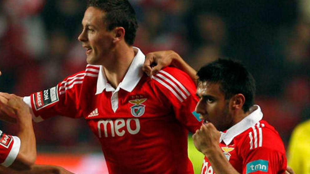 Jugaron juntos en Benfica.