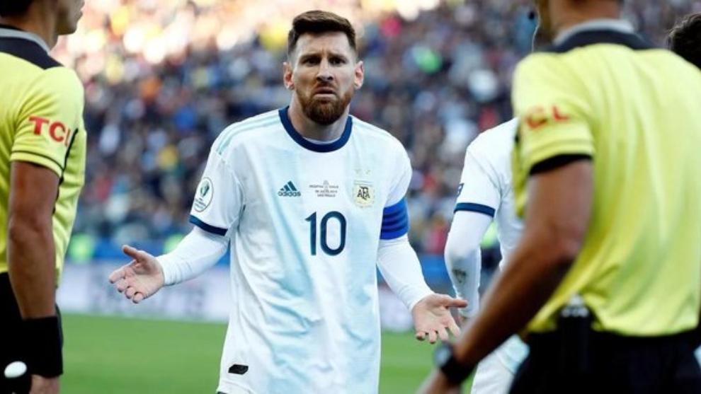Messi no podrá jugar con la Selección por los próximos tres meses