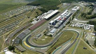Gp de Hungría F1, en vivo la carrera en Hungaroring
