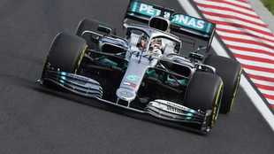Hamilton se queda con el GP de Hungría