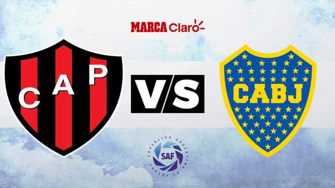 Patronato vs Boca Juniors: Horario y donde ver en