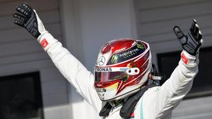 "Hamilton, insaciable: ""No planeo retirarme pronto, estoy mejor..."
