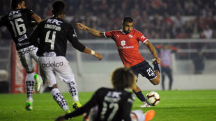 Independiente vs Independiente del Valle, en vivo minuto a minuto