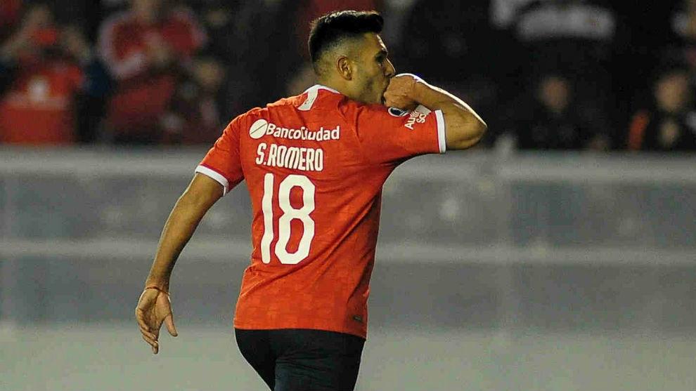Romero, el héroe de la jornada.