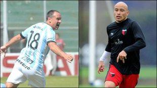 Mauro Matos y Clemente Rodríguez jugarán en Barracas Central