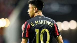 Pity Martínez, la compra más cara en la historia de la MLS.