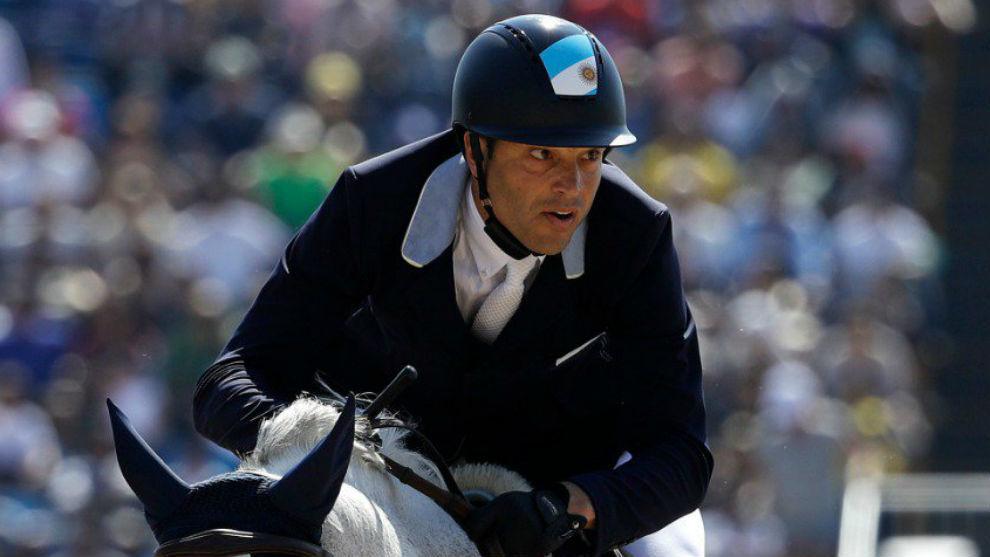 Panamericanos de Lima 2019 - Salto ecuestre: Medalla de plata y  clasificación a Tokio 2020 para José María Larocca | MARCA Claro Argentina