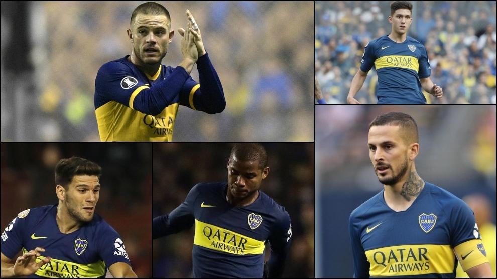 Boca, la mejor vidriera del fútbol argentino