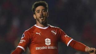 Conmebol sancionó a Independiente por el incidente de Pablo Pérez