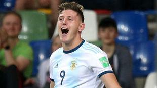 Gaich fue la gran sensación de Argentina en los Juegos Panamericanos