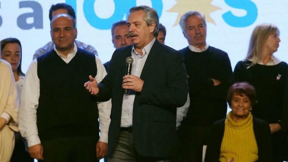 Alberto Fernández culpa al Gobierno argentino por intranquilidad de...