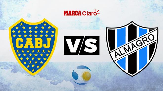 Boca Juniors vs Almagro: Horario y dónde ver en TV online la Copa...