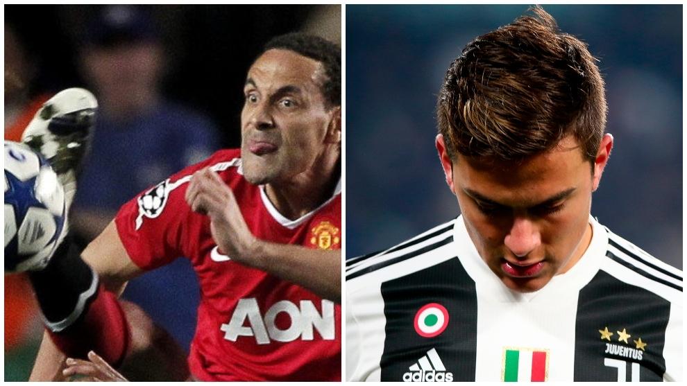 Ferdinand liquidó a Dybala: