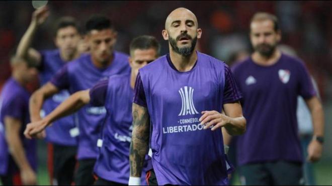 Paulo Díaz ya está habilitado para jugar en River
