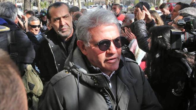 """Emocionante despedida a José Luis Brown: """"El Tata alienta desde el..."""