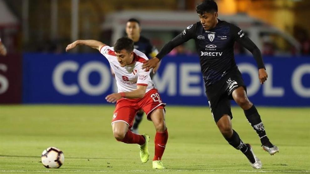 Independiente del Valle vs Independiente, por la vuelta de cuartos de...