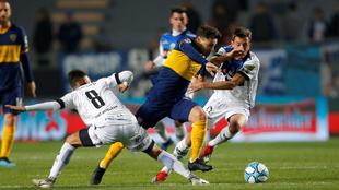 Boca, una nueva víctima en Copa Argentina.
