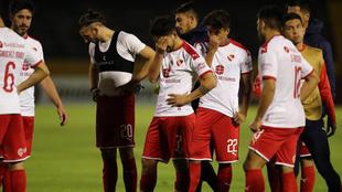 Independiente quedó afuera de la Copa Sudamericana