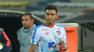 Teo Gutiérrez en Junior