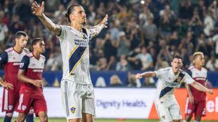 """Zlatan Ibrahimovic: """"Pavón es demasiado bueno para la MLS"""""""