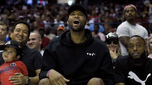 Tremendo golpe a los Lakers: DeMarcus Cousins se rompe los ligamentos