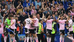 El Chelsea de Lampard empata ante el Leicester y sigue sin ganar