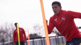 Lucas Romero debutaría ante Estudiantes