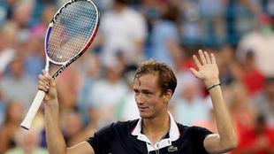 Medvedev se quedó con el título en el Master 1000 de Cincinnati.