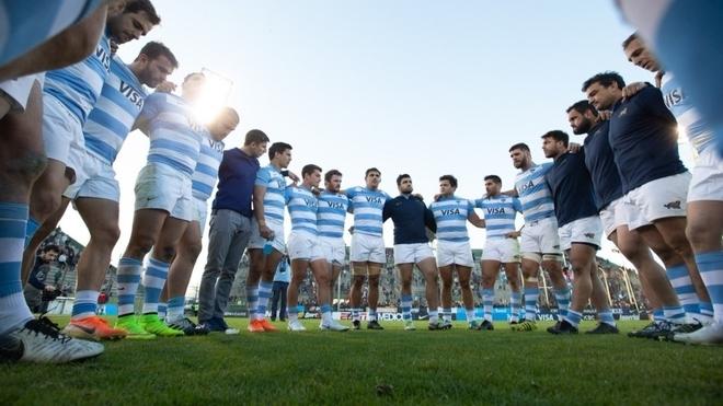 Calendario Pumas Rugby 2019.Los Pumas Citados Por Mario Ledesma Para El Mundial Japon