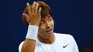 Duck Hee Lee, la primera victoria de un tenista sordo en el circuito